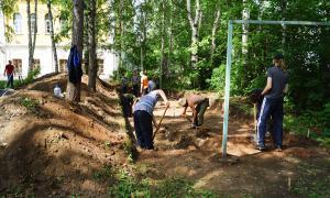 Археологические раскопки, rask-010