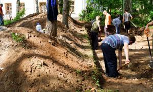 Археологические раскопки, rask-011