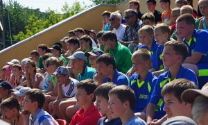Открытие стадиона на Филейке, stad-038
