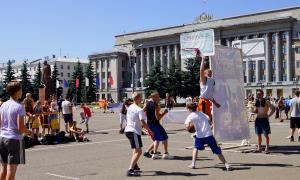 Стритбол и ВЕЛОDRIVE, backb-008