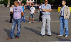 Пикет в поддержку Димы Бронникова, piket-008