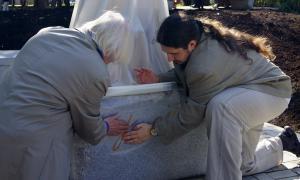 Открытие скульптуры Ассоль, assol-003