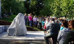 Открытие скульптуры Ассоль, assol-009