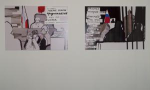 """Выставка """"Рисуем суд-2"""" и узникам 6 мая, gnaval-015"""
