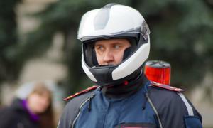 Мотоциклы BMW для нашей полиции, plm-015