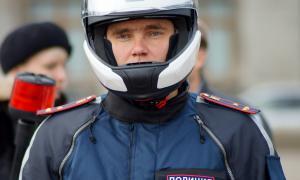 Мотоциклы BMW для нашей полиции, plm-016