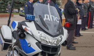 Мотоциклы BMW для нашей полиции, plm-026