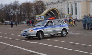 Мотоциклы BMW для нашей полиции, plm-029