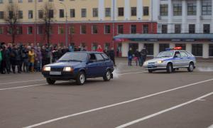Мотоциклы BMW для нашей полиции, plm-030