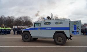 Мотоциклы BMW для нашей полиции, plm-032