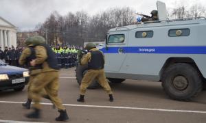 Мотоциклы BMW для нашей полиции, plm-034