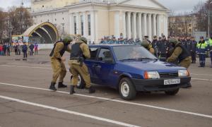 Мотоциклы BMW для нашей полиции, plm-035