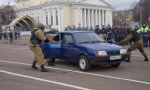 Мотоциклы BMW для нашей полиции, plm-036