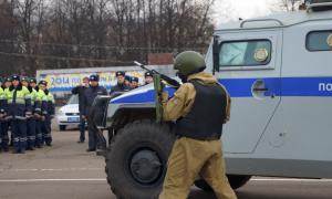Мотоциклы BMW для нашей полиции, plm-038
