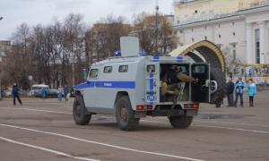 Мотоциклы BMW для нашей полиции, plm-043