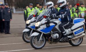Мотоциклы BMW для нашей полиции, plm-046