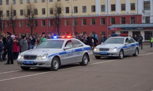 Мотоциклы BMW для нашей полиции, plm-047