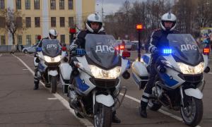 Мотоциклы BMW для нашей полиции, plm-050
