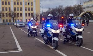 Мотоциклы BMW для нашей полиции, plm-051