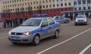 Мотоциклы BMW для нашей полиции, plm-056