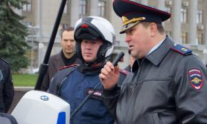 Мотоциклы BMW для нашей полиции, plm-065