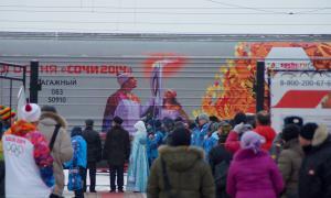 Эстафета олимпийского огня. Вятка, olimp-015