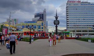 Казань. Фотопрогулка