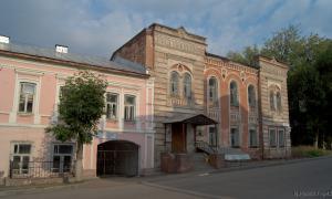 Фотопрогулка. Улица Казанская