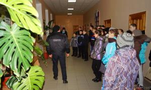 Пресс-тур в ОМОН, 2015-01-27-OMON-020