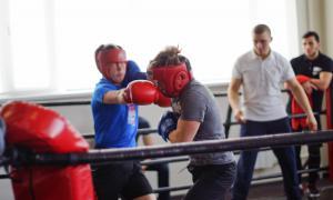 Открытие FITTS FIGHT CLUB и турнир по боксу на кубок FITTS