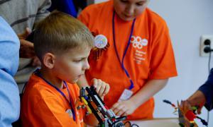 Региональный этап Всемирной Олимпиады роботов, roboty-014