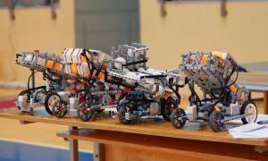 Региональный этап Всемирной Олимпиады роботов, roboty-023