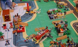 Региональный этап Всемирной Олимпиады роботов, roboty-027