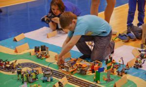 Региональный этап Всемирной Олимпиады роботов, roboty-028