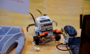 Региональный этап Всемирной Олимпиады роботов, roboty-033