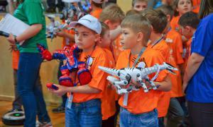 Региональный этап Всемирной Олимпиады роботов, roboty-036