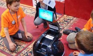 Региональный этап Всемирной Олимпиады роботов, roboty-037
