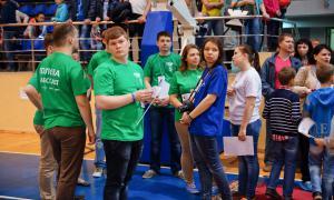 Региональный этап Всемирной Олимпиады роботов, roboty-039