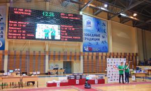 Региональный этап Всемирной Олимпиады роботов, roboty-045