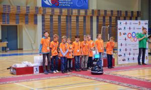 Региональный этап Всемирной Олимпиады роботов, roboty-046
