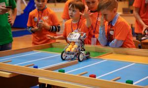 Региональный этап Всемирной Олимпиады роботов, roboty-072