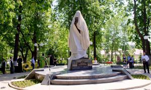 Открытие памятника Трифону Вятскому, trifon-001