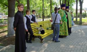 Открытие памятника Трифону Вятскому, trifon-004