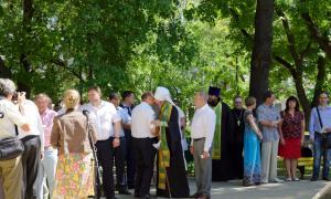Открытие памятника Трифону Вятскому, trifon-016