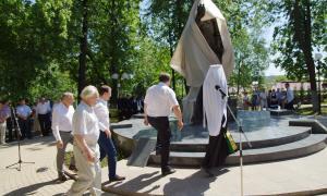 Открытие памятника Трифону Вятскому, trifon-019