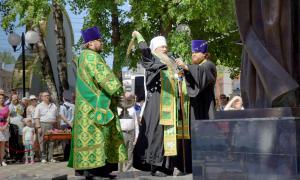 Открытие памятника Трифону Вятскому, trifon-041