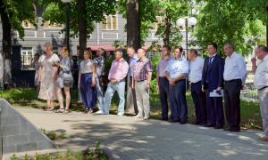 Открытие памятника Трифону Вятскому, trifon-043