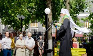 Открытие памятника Трифону Вятскому, trifon-044