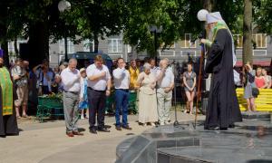 Открытие памятника Трифону Вятскому, trifon-045