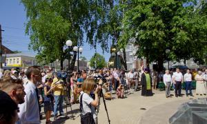 Открытие памятника Трифону Вятскому, trifon-047